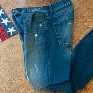 Express Ankle Jeans!